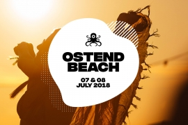 Ostend Beach Dance Festival 2018 in Oostende