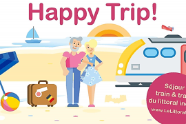 Happy Trip: séjour, train et tram inclus