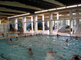 Sport et divertissement le littoral for Piscine koksijde