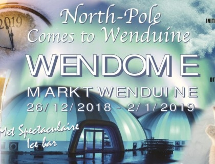 North Pole comes to Wenduine